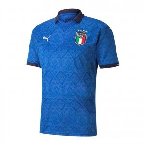 ADULT SHIRT ITALY HOME  EURO 2021